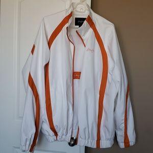 3XL Sean John Men's jacket  white